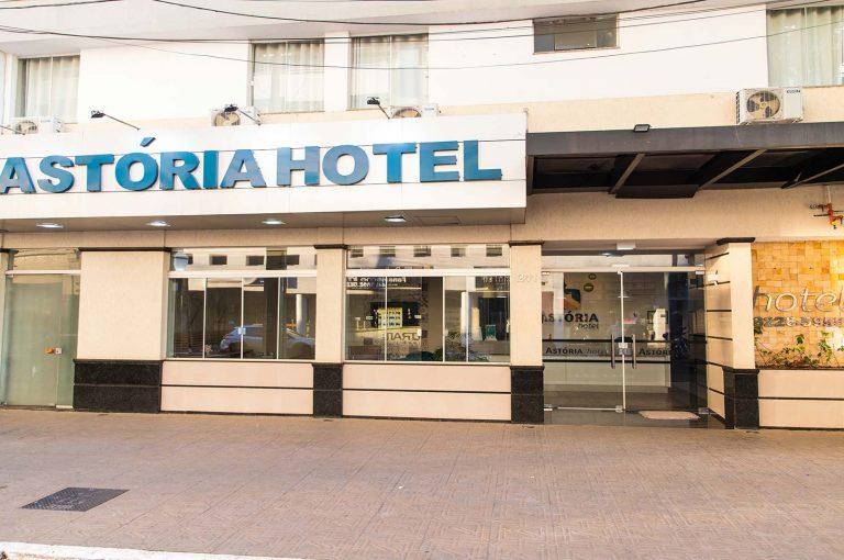 Hotel Astoria melhor hotel em Maringa 13