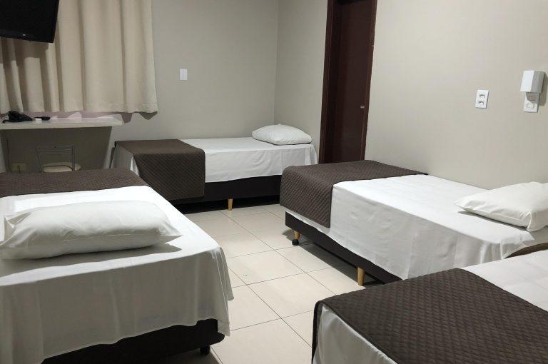 Hotel Astoria melhor hotel em Maringa 3